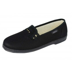 SLIPPER FARMA BLACK GOLD...