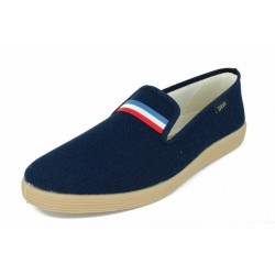 MEN CANVAS FLAG NAVY BLUE